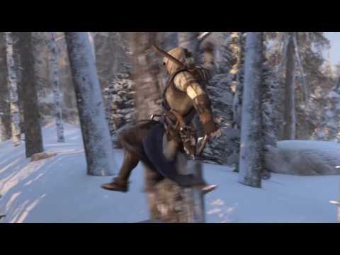 Trailer giới thiệu Assassin's Creed 3