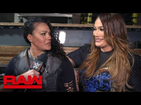 Why Nia Jax & Tamina deserve the WWE Women's Tag Team Titles: Raw Exclusive, March 4, 2019