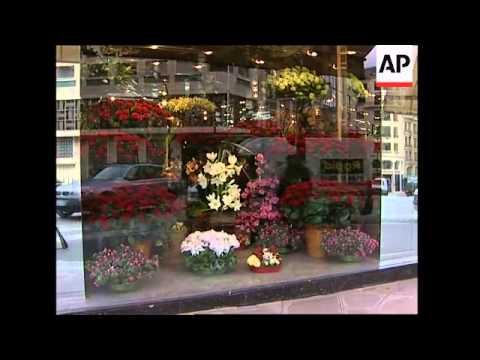 Belgian chocolatier, Kenyan roses for Europe, French flowers
