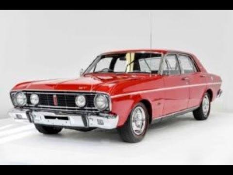 Ford Falcon XT GT 1968 - Gosford Classic Cars