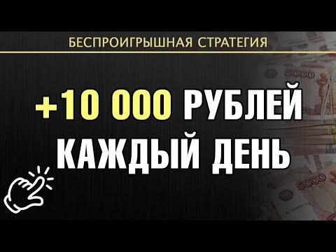 Бесплатные прогнозы на спорт по специальной Стратегии [ +10 000 рублей каждый день ] LIVE ставки