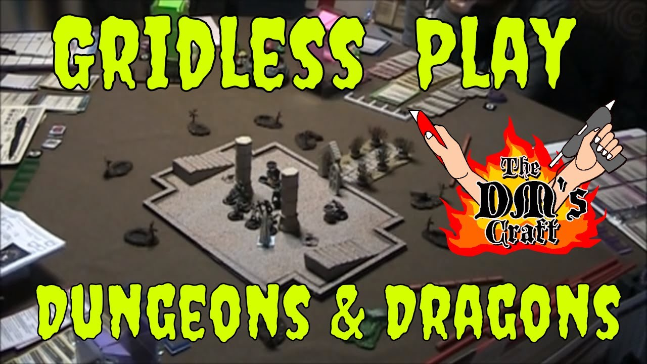 Gridless D Amp D Game Play With Dm Scotty Episode 1 Youtube