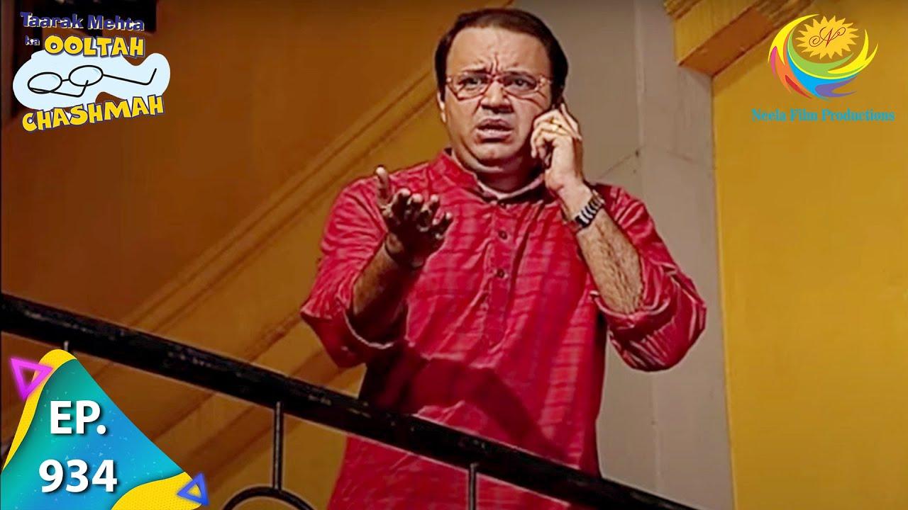 Download Taarak Mehta Ka Ooltah Chashmah - Episode 934 - Full Episode