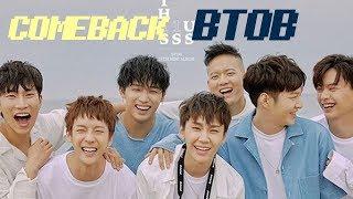 Show Music Core Live ★ Comeback Stage : BTOB 20180623