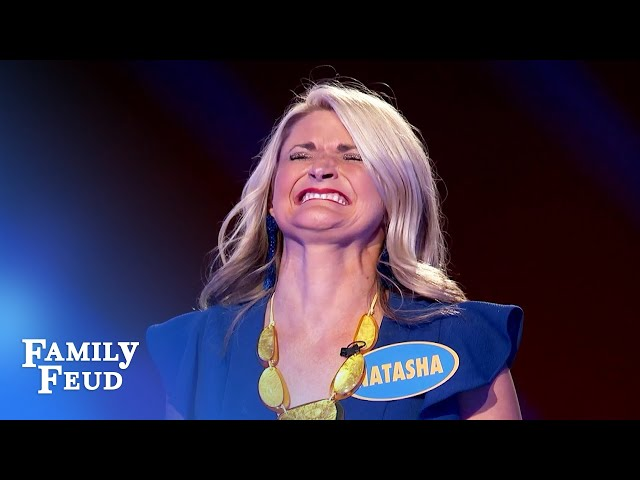 Giant final answer! Will it be enough to win $20,000? | Family Feud
