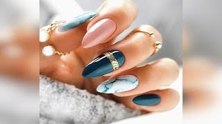 Самые красивые идеи маникюра на 2021 Модный маникюр Фото Дизайн ногтей