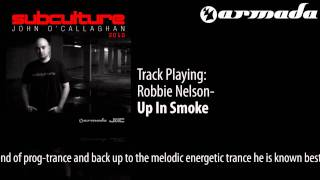 Robbie Nelson - Up In Smoke [Subculture 2010 Album Previews]