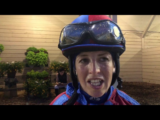 Street Band makes Doyle first female jockey to win Indiana Oaks