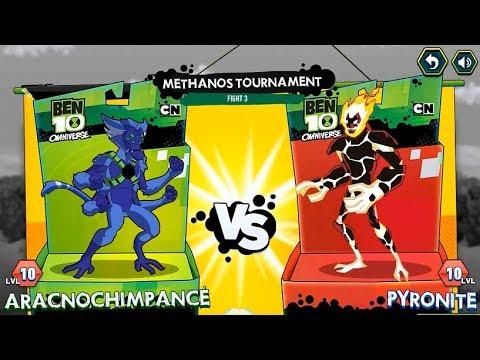 ben 10 omniverse game - galactic champions hack - Ben 10 Omniverse Game - Galactic Champions Part 3 (Cartoon Network Games)