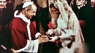 1978 Reportaje sobre el Pontificado del Papa Pablo VI Pope Paul VI Muerte de Pablo VI Vaticano