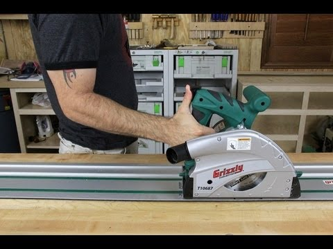 198 - Grizzly Track Saw Review
