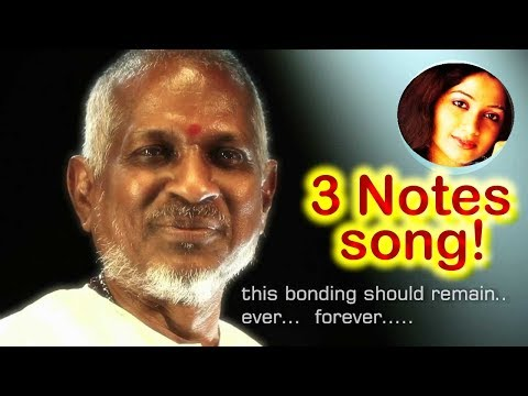 Ilayaraja 3 Notes Shreya Ghoshal - Exclusive Great Composition by using three notes !