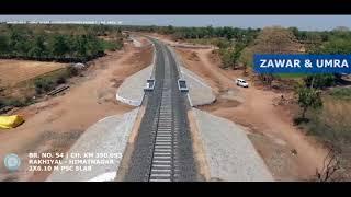 Ahmedabad himatnagar gauge conversion