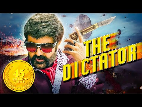 The Dictator 2016 Hindi Dubbed Movie | Latest Action Full Movies by Cinekorn | Balakrishna