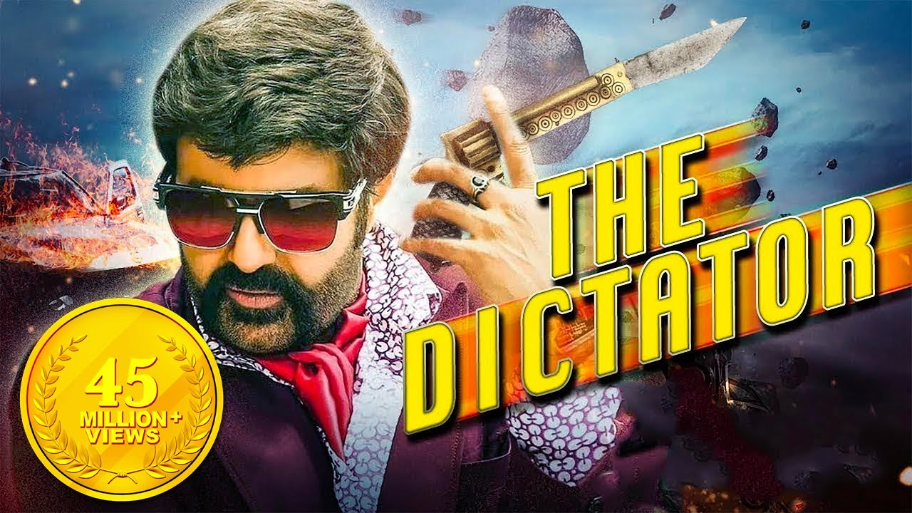 Download The Dictator 2016 Hindi Dubbed Movie | Latest Action Full Movies by Cinekorn | Balakrishna