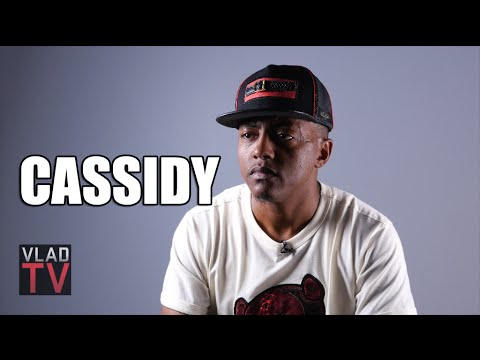 Cassidy on Squashing Beef with AR-Ab, Open to Talking with M