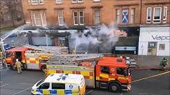 Kebabish Glasgow Fire Accident