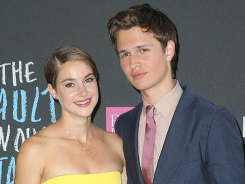 Shailene woodley and ansel elgort dating interviews