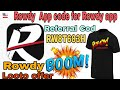 Rowdy app referral code/Rowdy code for rowdy app/Full Sinup Process in Hindi /#Suntechnical