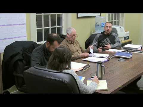 Halifax Planning Board - February 1, 2018  (2/1/18)