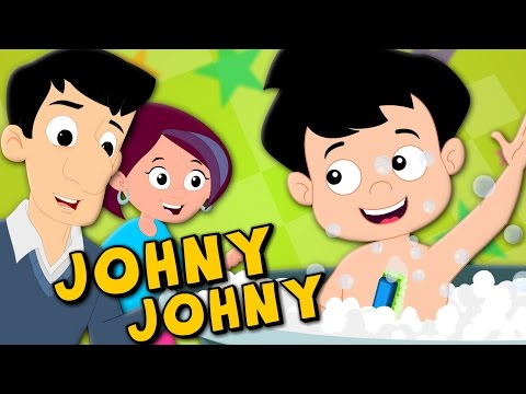Thumbnail: Johny Johny Yes Papa | Original Nursery Rhymes | Baby Songs | Children Rhymes