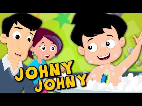 Johny Johny Yes Papa | Original Nursery Rhymes | Baby Songs | Children Rhymes