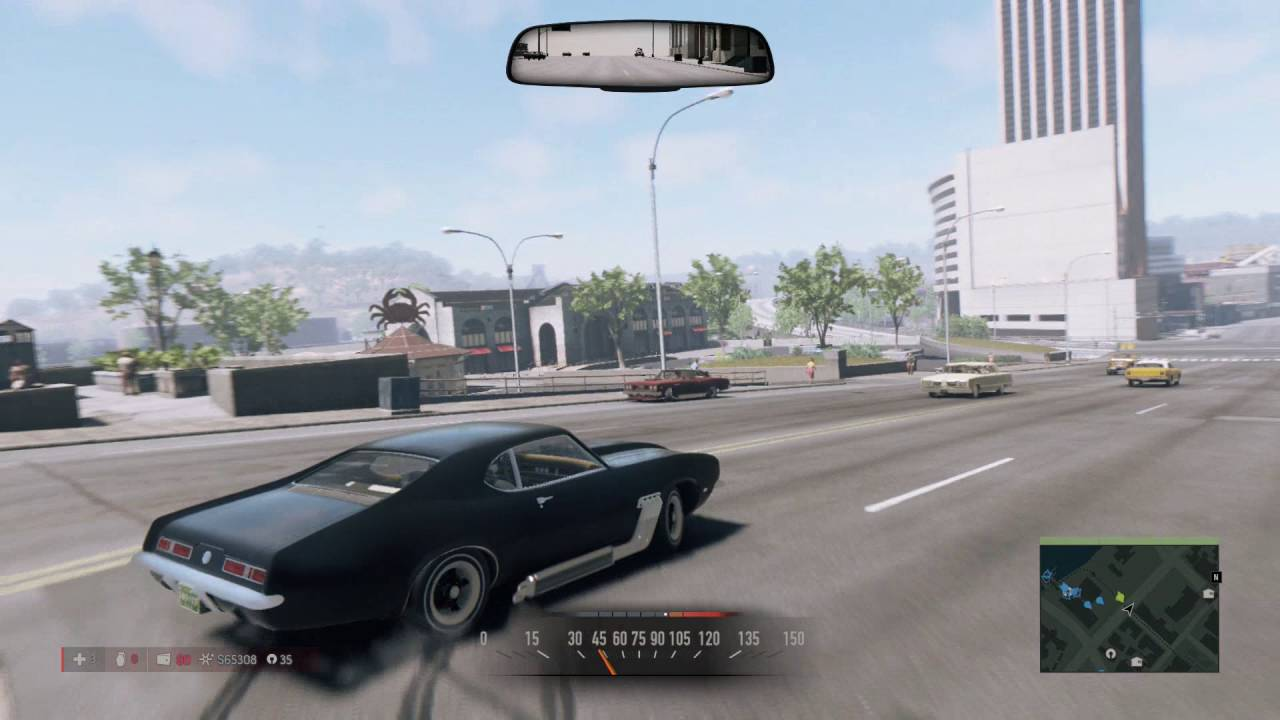 Mafia 3 Vehicle Delivery Samson Drifter Car Gameplay Review Youtube