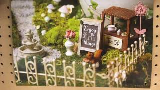 Join us at the MiniatureGardenSociety.org for a little armchair shopping tour of Michael's Crafts and JoAnn's Fabrics and Craft to see what garden miniatures are ...
