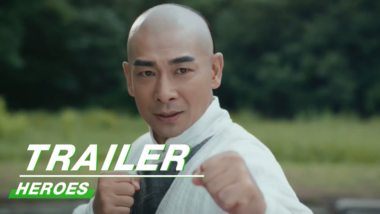 Download 【SUB】Trailer:Huo Yuanjia play Deceptive Fist so handsome 比武太帅了 | Heroes 大侠霍元甲 | iQIYI