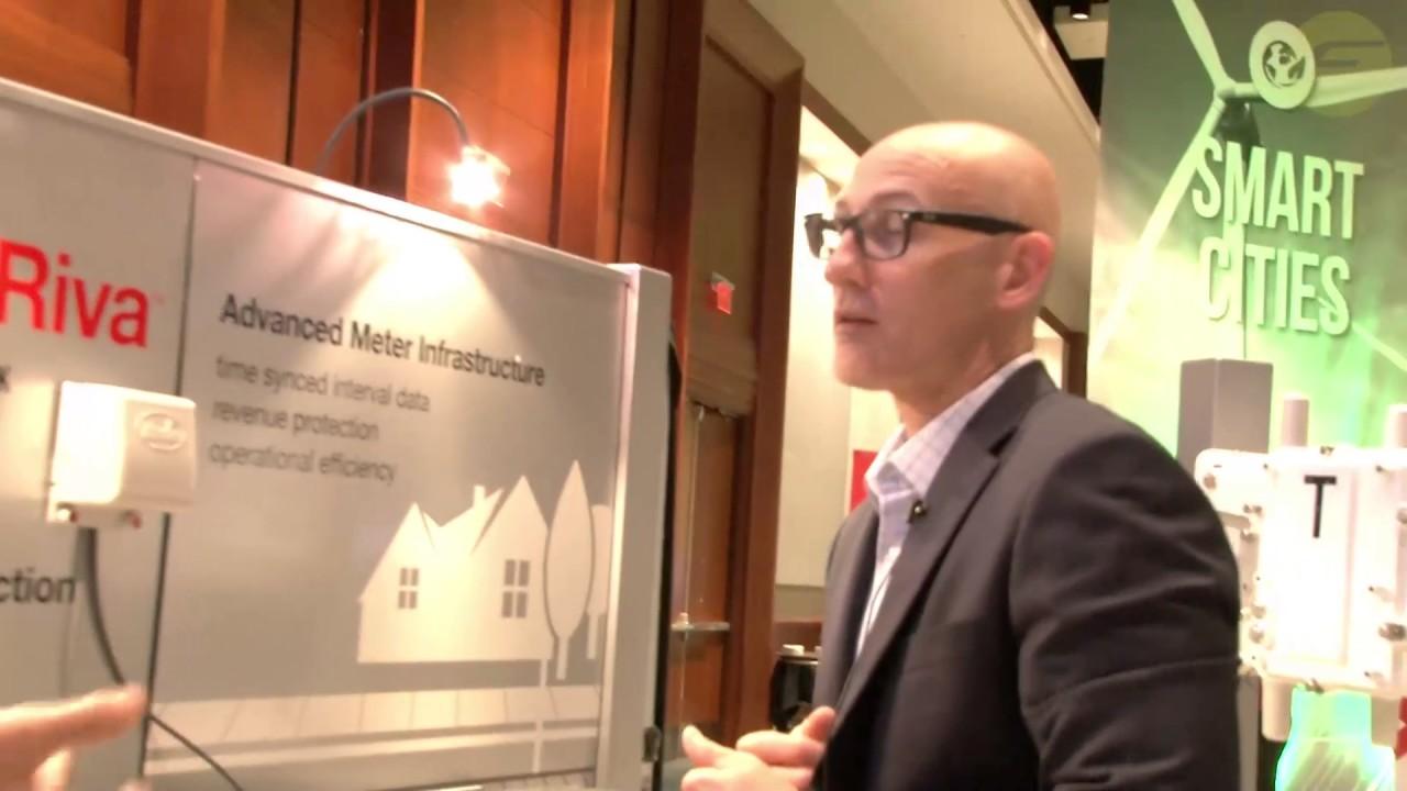 Itron OpenWay Riva Water Demo – Joe Ball, Director of Marketing Solutions, Water, Itron