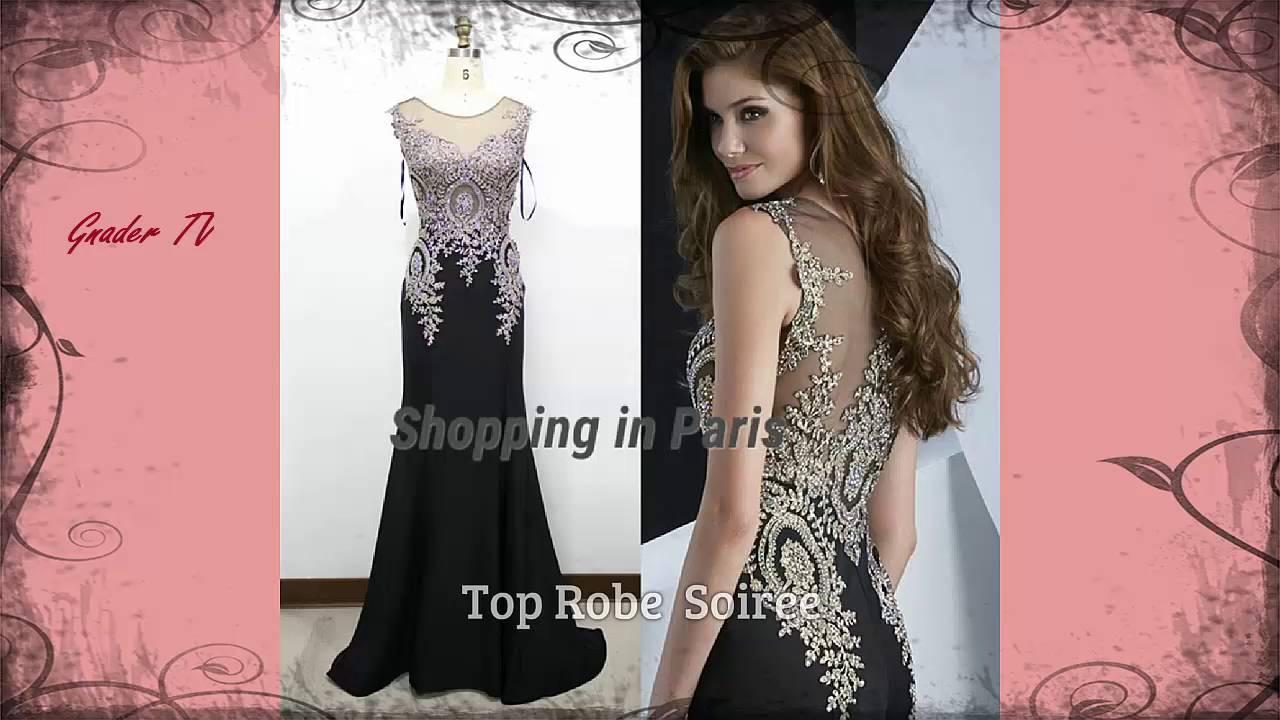 0007cf018a5c0 Top robe de soirée فساتين السهرة - YouTube
