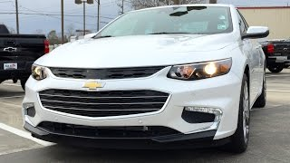 2016 Chevrolet Malibu 2LZ Premier Full Review /Start Up /Exhaust /Short Drive