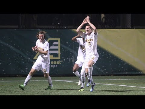 Men's Soccer: Vermont vs. Stony Brook (10/20/18)