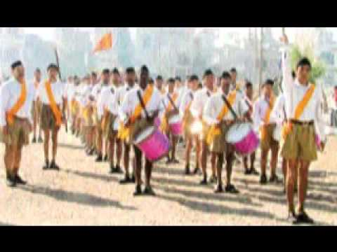 RSS Prarthna Namaste Sada Vatsale Matribhume Prayer