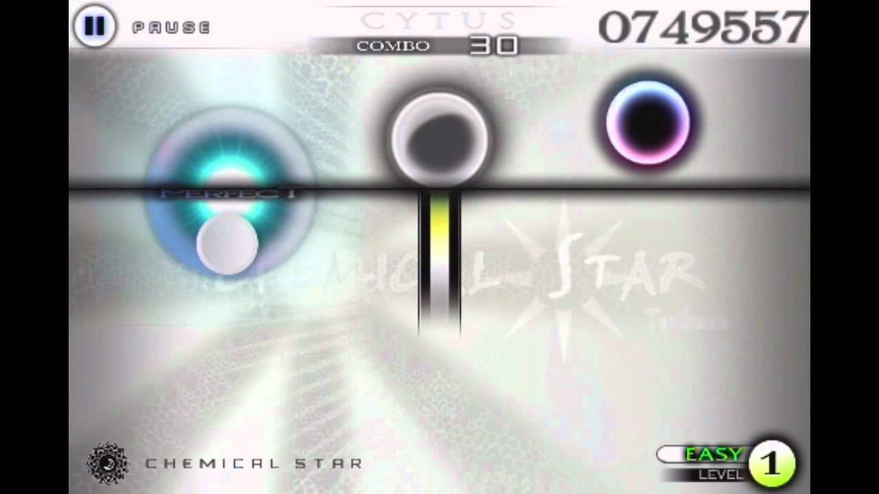 iPod Touch Game Day ep 2 Season 2: Cytus Commentary Review