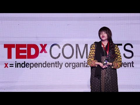 Toys to video games | Ayesha Samman | TEDxCOMSATS