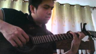 Chandelier - Sia (Fingerstyle Guitar Cover)