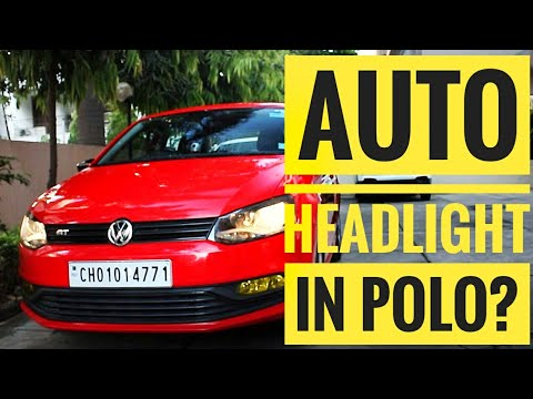Automatic Headlights in