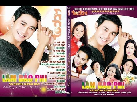 Singer Lam Bao Phi - Con mai thoi gian TodayTV VTC7 - So 2