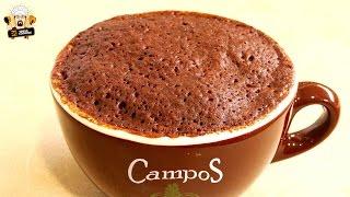 HOW TO MAKE A DECADENT CHOCOLATE MUG CAKE