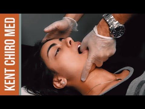TMJ / Painful Jaw treatment