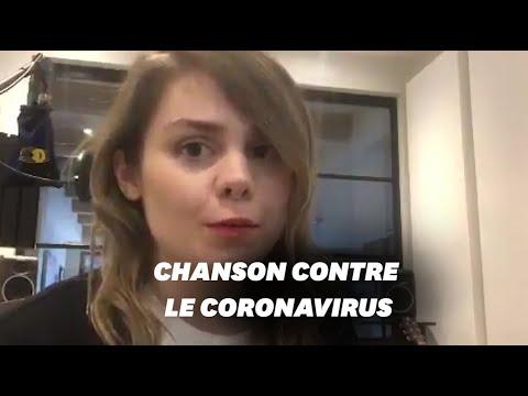 Cœur de pirate improvise une chanson sur le coronavirus