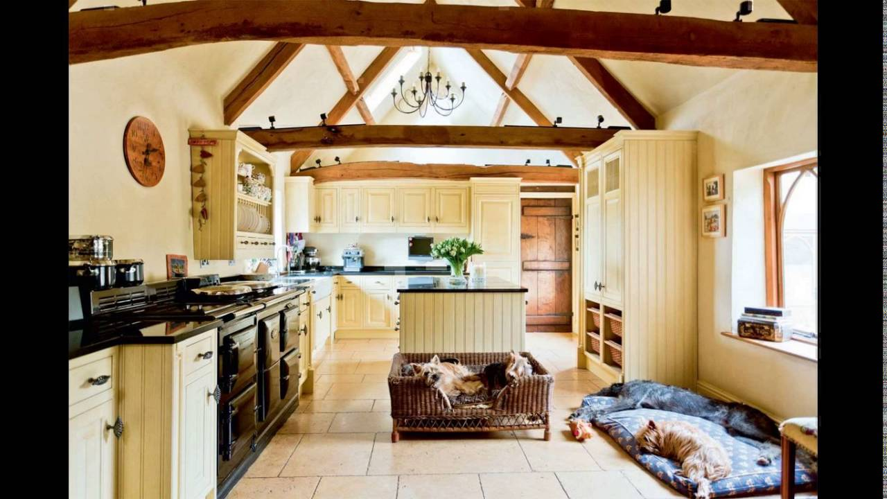 Lovely Barn Conversion Kitchen Designs