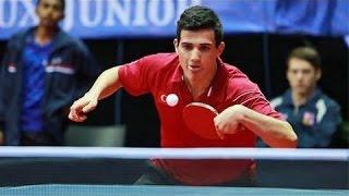 GUNDUZ Ibrahim vs POLANSKY Tomas 2017 Belarus Open