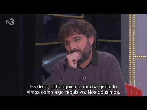 Catalán dejando bien claro en TV3 el asedio independentista