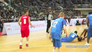 Allen Iverson and The Professor Hoop Together in China (2013) thumbnail