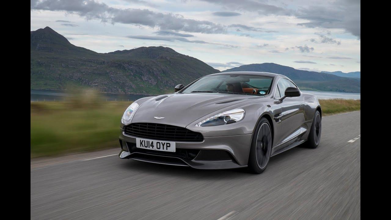 Aston Martin Vanquish My 2015 Youtube
