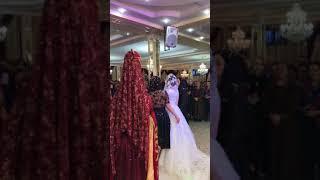 Карачаевские свадьбы снятия платков с головы невесты