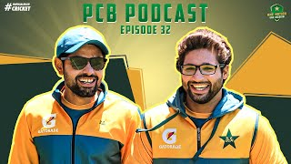 Babar Azam NO. 1 | Special edition of PCB Podcast | Episode 32 | Babar in conversation with Imam