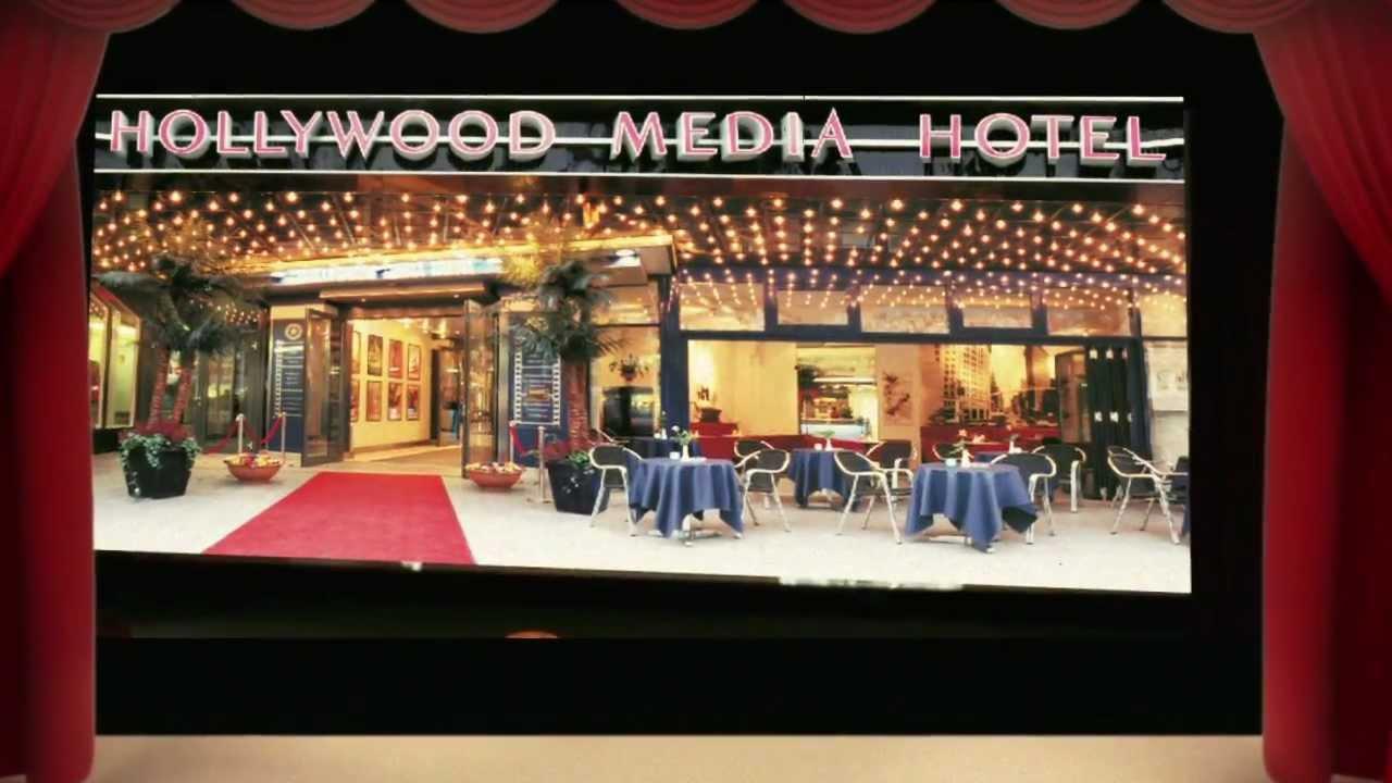Hollywood Media Hotel Hotel Berlin De